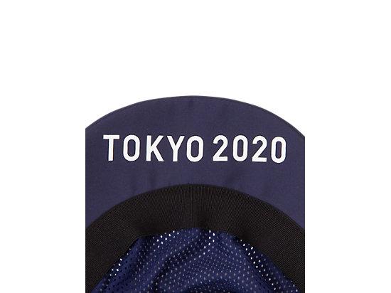 パッカブルキャップ(東京2020パラリンピックエンブレム), EMネイビー