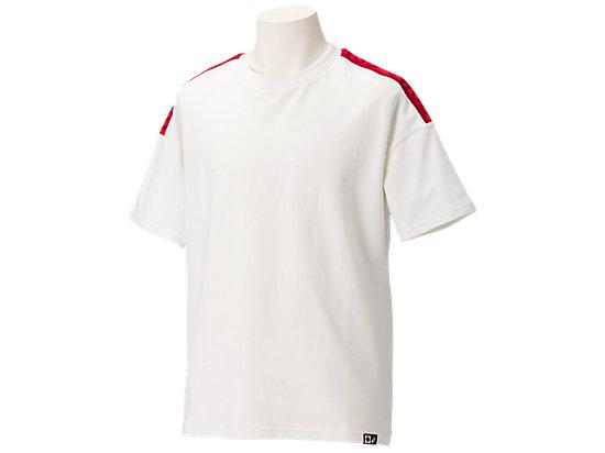 WSDTシャツHS, オフホワイト