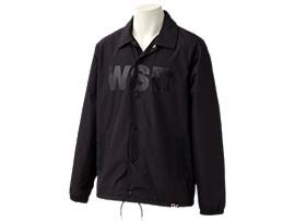 WSDコーチジャケット(早稲田), ブラック
