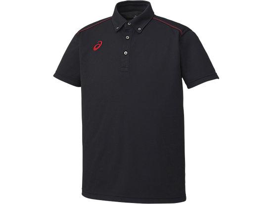 ボタンダウンシャツ, ブラック