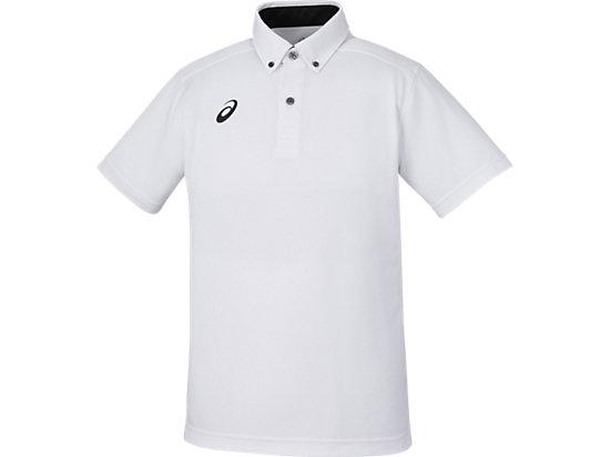 ボタンダウンシャツ, ホワイト