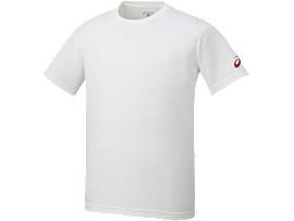 Tシャツ, ホワイトxレッド