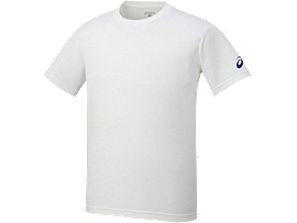 Tシャツ, ホワイト×ネイビー