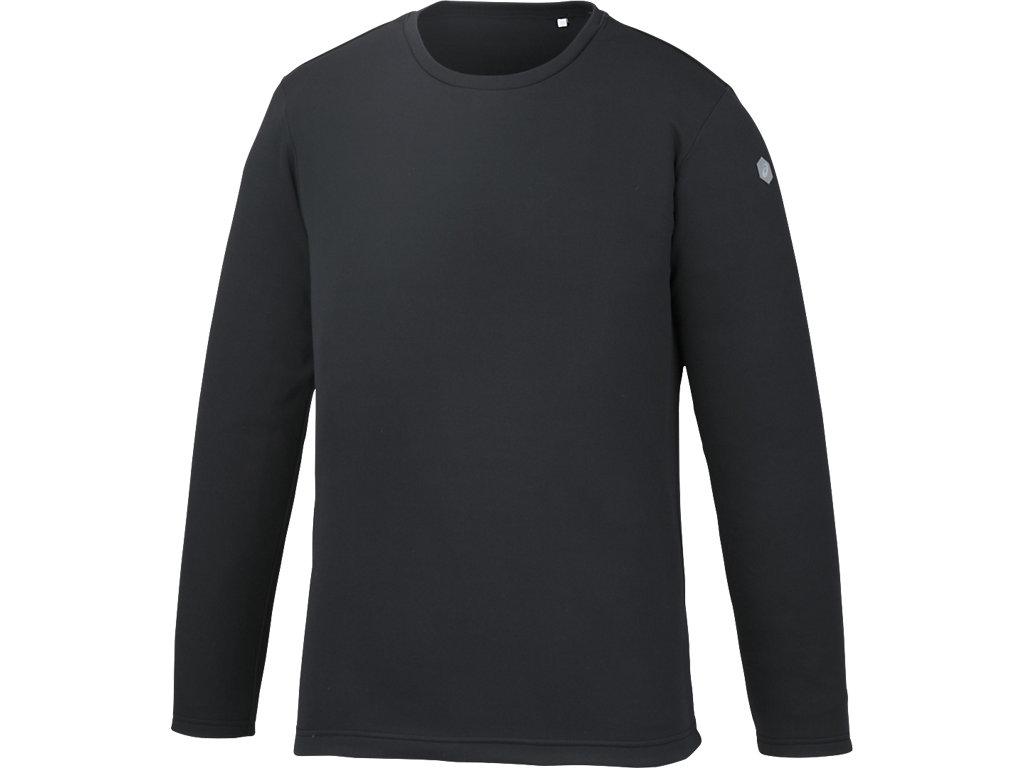 長袖シャツ:ブラック