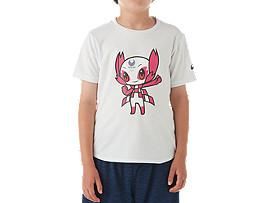 マスコットTシャツKids(東京2020パラリンピックエンブレム)