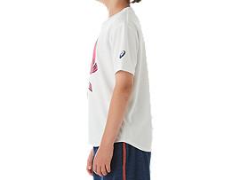 マスコットTシャツKids(東京2020パラリンピックエンブレム), ホワイト