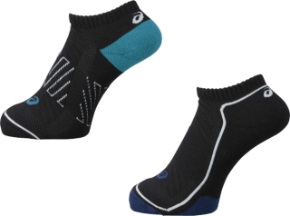 2-PAIR SET ANKLE SOCKS