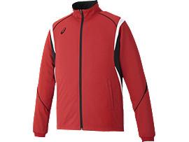 トレーニングジャケット, レッド