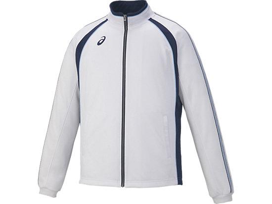 トレーニングジャケット, ホワイト