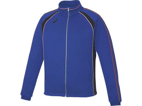 トレーニングジャケット, ブルー