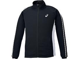 Alternative image view of トレーニングジャケット, ブラック