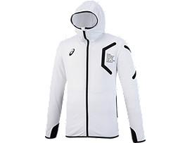 トレーニングフーデッドジャケット