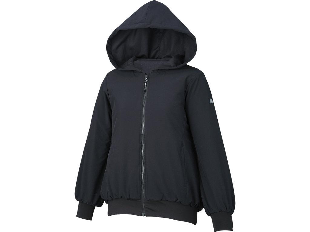 W'Sウオーマージャケット:ブラック