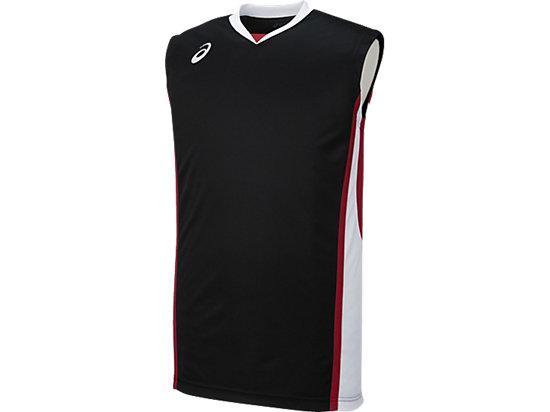 ゲームシャツ, ブラックxホワイト