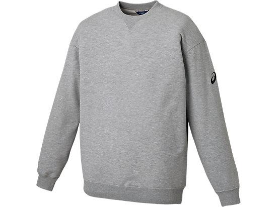スウェットシャツ, グレー杢