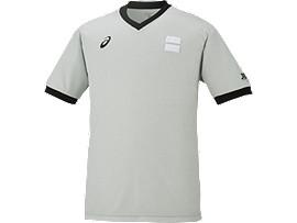 レフリーシャツ, シルバーグレー