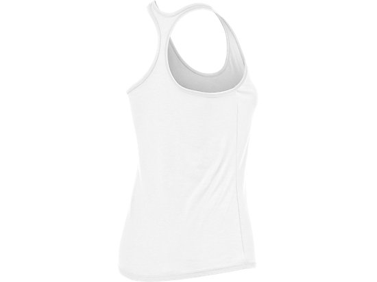 Crossback Tank White 7