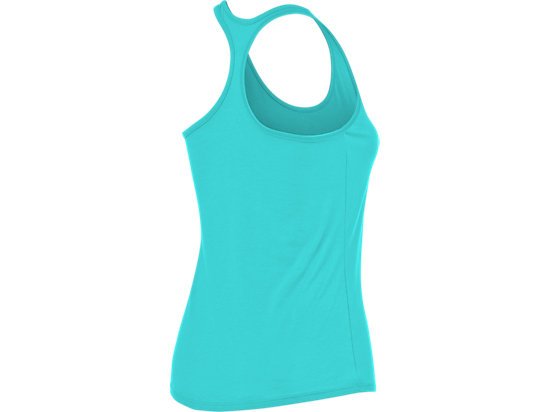 Crossback Tank Turquoise 7