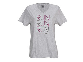 Run Short Sleeve Top