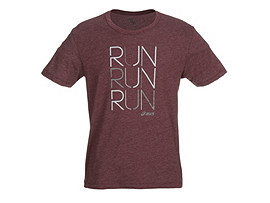 Men's Run Short SleeveTee