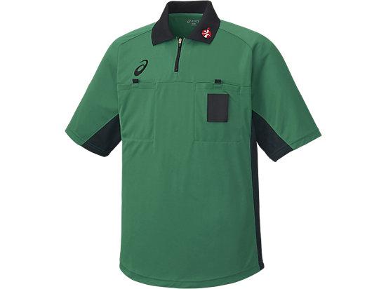 レフリーシャツ, グリーン