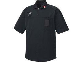レフリーシャツ, ブラック