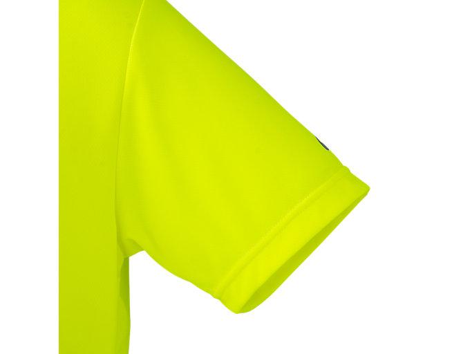 Alternative image view of ランニングショートスリーブトップ, フラッフュイエロー
