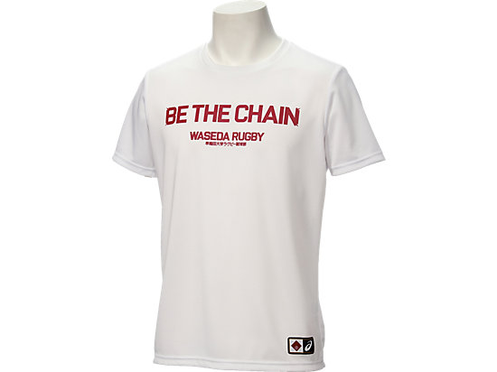 ラグビーTシャツHS, ホワイトA