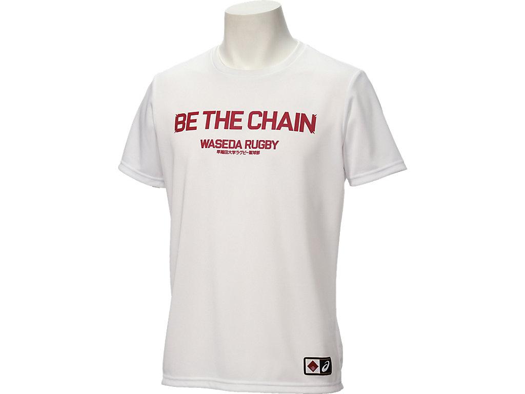 【ASICS/アシックス】 ラグビーTシャツHS ホワイトA メンズ_XR016X