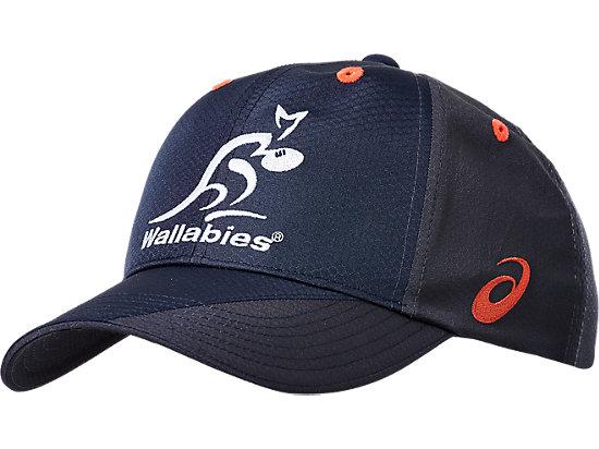 W18 REPLICA MEDIA CAP, アスファルト