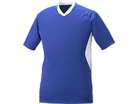 デコシャツHS, ブルー
