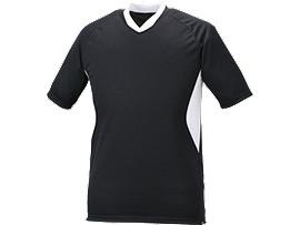 デコシャツHS, ブラック