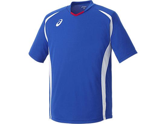 ゲームシャツHS, ブルー