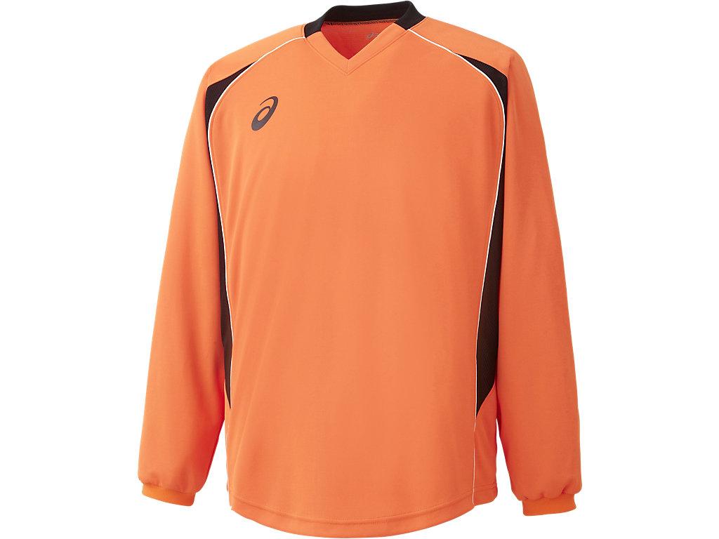 【ASICS/アシックス】 GKシャツ オレンジ_XS1192