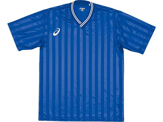 Jr.ゲームシャツHS, ブルー