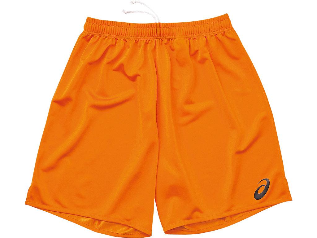 【ASICS/アシックス】 ゲームパンツ オレンジ キッズ_XS3612