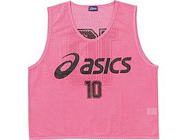 ビブス(10枚セット), ピンク