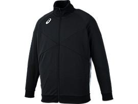 トレーニングジャケット, ブラック