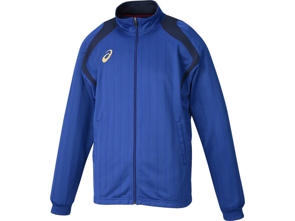 TRジャケット:ブルー