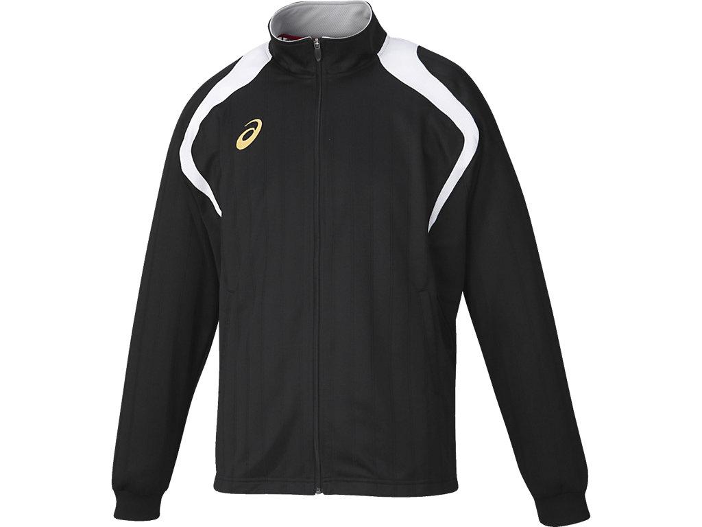 TRジャケット:ブラック