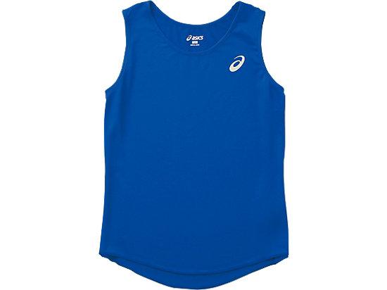 W'Sランニングシャツ, ブルー