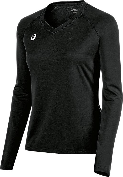Circuit Warm-Up Long Sleeve Black 3 FT