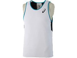 プラクティスランニングシャツ, ホワイト