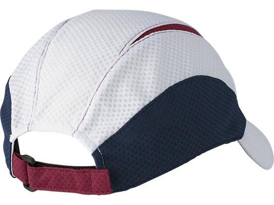 MESH CAP WHITE X NAVY
