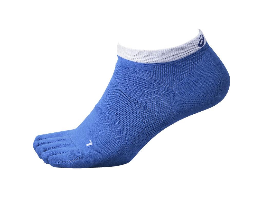 エクスグリップTM5本指ソックス:ブルー