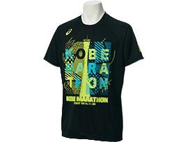 ランニンググラフィックTシャツ