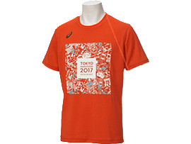 RUNNING GRAPHIC TEE