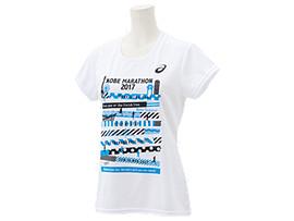 神戸マラソン2017 WOMEN'STシャツ