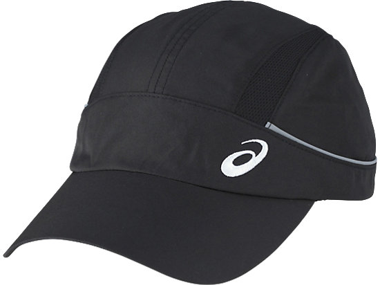 RUNNING C/O CAP BLACK