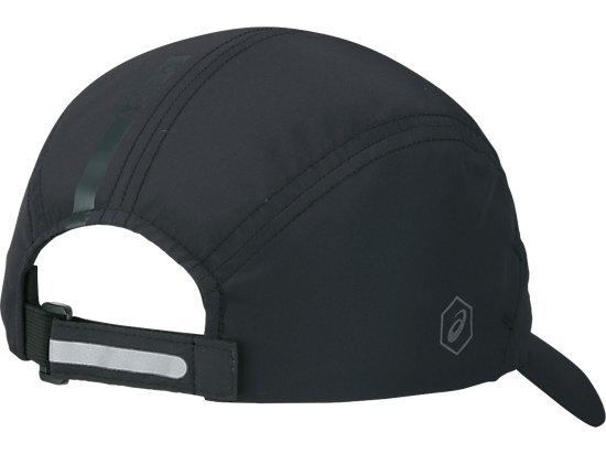 抗UV慢跑帽 BLACK